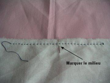 comment coudre une couture a la main