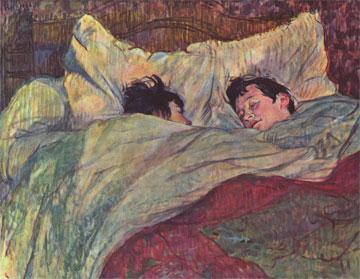 Toulouse-Lautrec-Lit