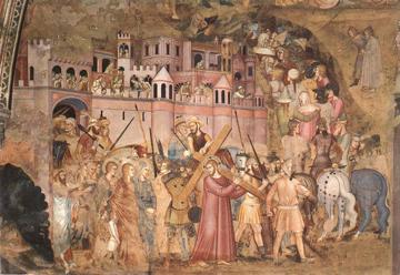 portement de croix andrea da Firenze.jpg